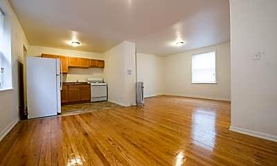 Living Room, 5504 S Wabash Avenue, 1