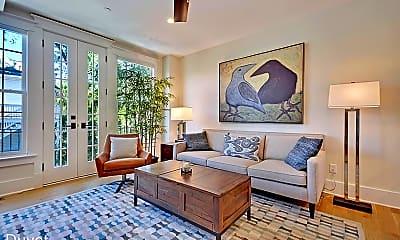 Living Room, 8 Catfiddle St, 1