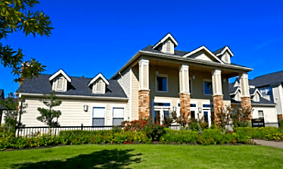 Building, Villas At Countryside Apartments, 0