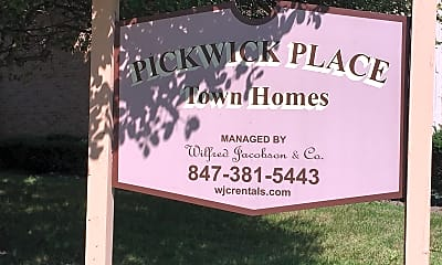 Pickwick Town Homes, 1