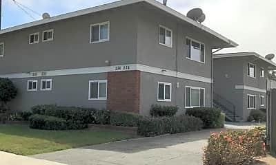 Building, 236 E Pearl St, 1