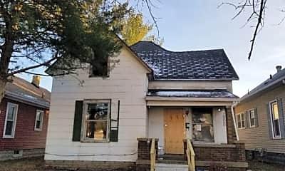 Building, 2705 Fenwood Ave, 0