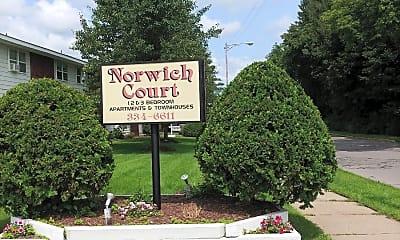 Norwich Court Apts, 1