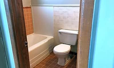 Bathroom, 106 W 1st St, 2