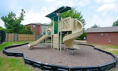 Playground, The Waverly, 1