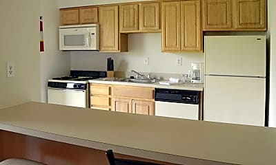 Kitchen, Village 2 Apartments, 1