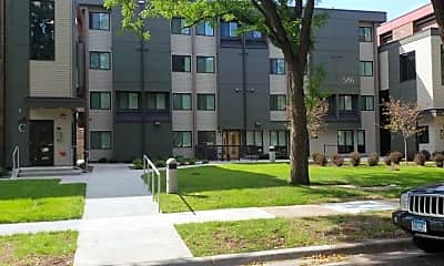 Malcolm Shabazz Apartments, 1