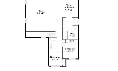 9038 W Whyman Ave, 1