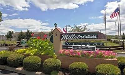 Community Signage, Millstream Village, 0