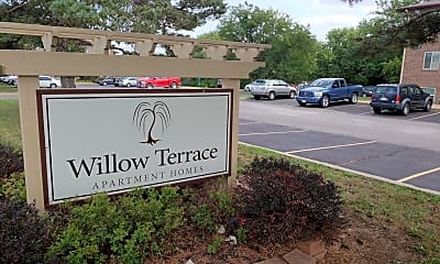 Willow Terrace Apartment Homes, 1