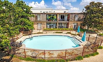 Pool, 5353 Institute Ln 21, 0