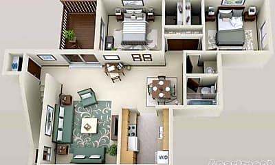 Briarwick Apartments, 2