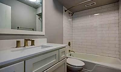Bathroom, Shenandoah Apartments, 2