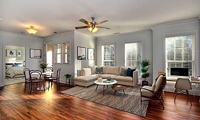 Living Room, 2320 Roswell Ave, 0