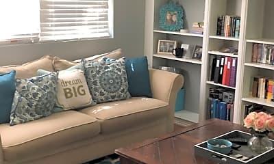 Living Room, 19 Amherst St, 1