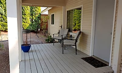 Patio / Deck, 1706 E Front Ave, 1
