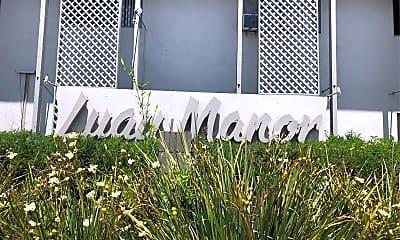 Luau Manor, 1