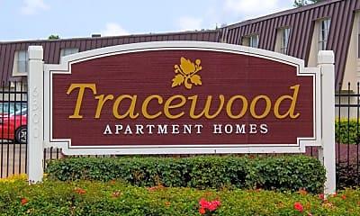 Community Signage, Tracewood, 2