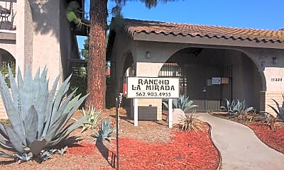 Rancho La Mirada, 1