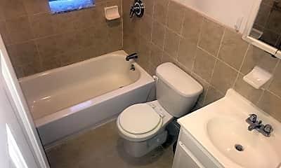 Bathroom, 707 W 176th St, 2