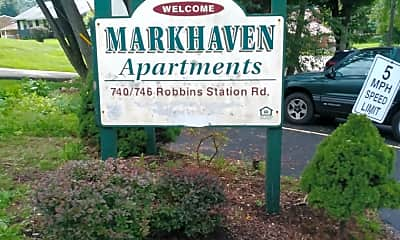 Mark Haven Apartments, 1