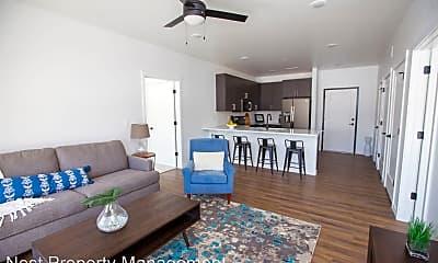 Living Room, 201 Iowa River Landing Pl, 0