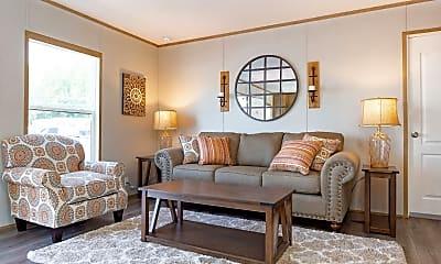 Living Room, 4801 E Co Rd 67, 1