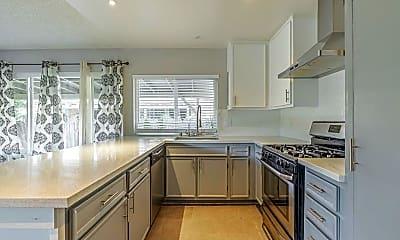 Kitchen, 3160 Larwood St, 1