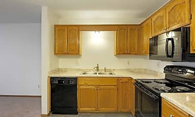 Kitchen, Rainbow Plaza Apartments, 1
