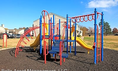 Playground, Sawmill Apartments  12903 E. 35th Place, 2