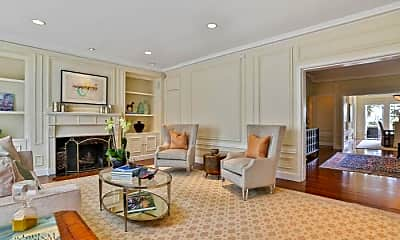 Living Room, 2936 Scott St, 1