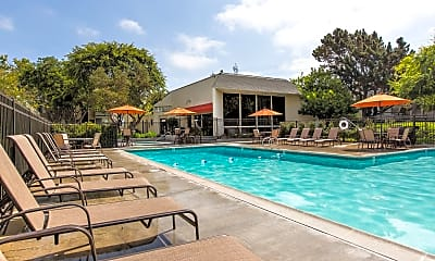 Pool, Creekwood Villas, 1