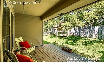 Patio / Deck, 9100 Scotsman Dr, 2