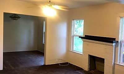Living Room, 1001 Lucas St, 2