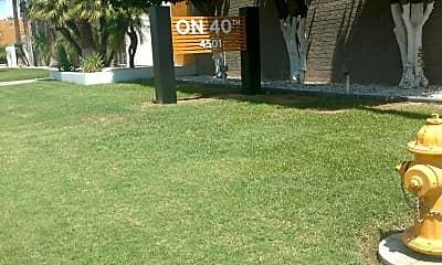 Olive Square Apartments, 1