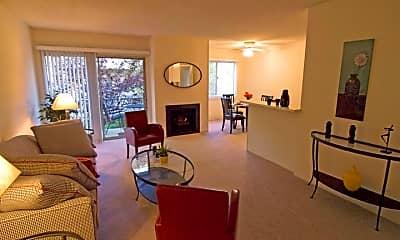 Living Room, Brooks Venture, 1