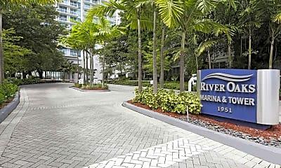 Community Signage, River Oaks Marina & Tower, 2