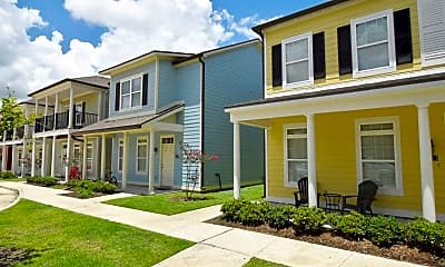Building, Cottage Landing Lafayette Student Housing, 0