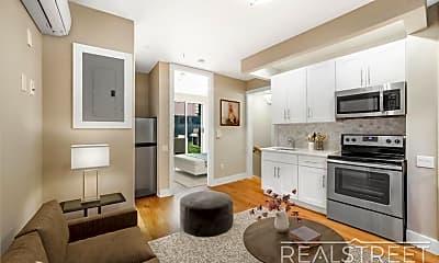 Living Room, 308 Park Ave 2, 1