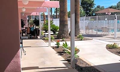 Patio / Deck, 6847 E 4th St, 1