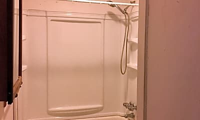 Bathroom, 207A East 13th St., 2