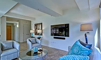 Living Room, 7141 E Rancho Vista Dr 2001, 0