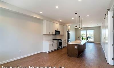 Kitchen, 1214 Tennyson St, 1