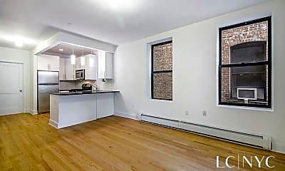 Living Room, 305 W 150th St 203, 1