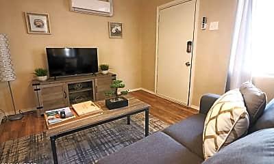 Living Room, 3152 E Flower St, 1