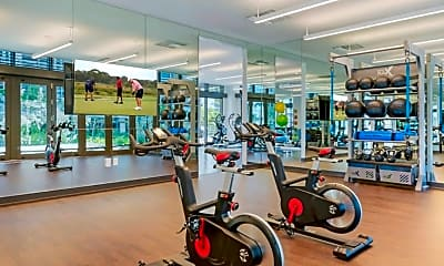 Fitness Weight Room, 1420 NW N River Dr, 2