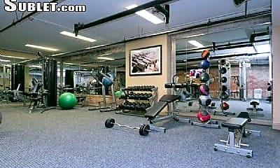 Fitness Weight Room, 519 W Pratt St, 2