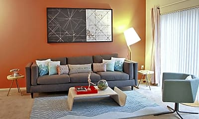 Living Room, Broadway Place, 1