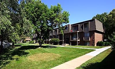 Building, Benson Garden Apartments, 0