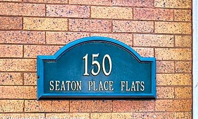Community Signage, 150 Seaton Pl NW, 1